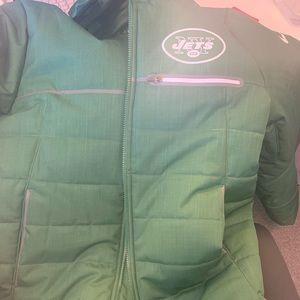Nike New York Jets Winter Coat